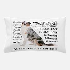 Aussie Traits Pillow Case