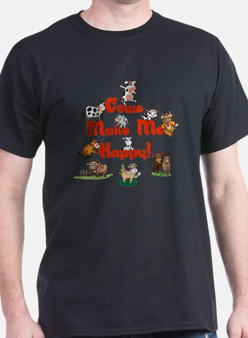 Cute Cow collectibles T-Shirt