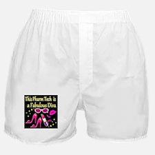PHARM TECH DIVA Boxer Shorts