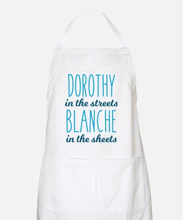 Dorothy in the Street Apron