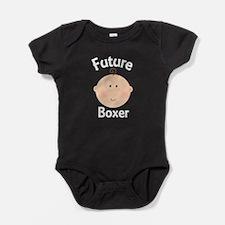 Future Boxer Baby Bodysuit