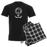 Badge - Dalziel Men's Dark Pajamas