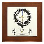 Badge - Dalziel Framed Tile