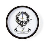 Badge - Dalziel Wall Clock