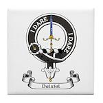 Badge - Dalziel Tile Coaster
