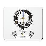 Badge - Dalziel Mousepad