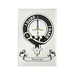Badge - Dalziel Rectangle Magnet