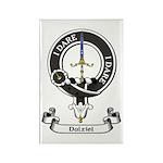 Badge - Dalziel Rectangle Magnet (10 pack)