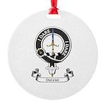 Badge - Dalziel Round Ornament