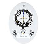 Badge - Dalziel Ornament (Oval)