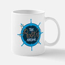The Rusty Anchor Mug