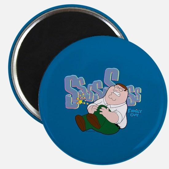 Family Guy Peter Sssss Magnet
