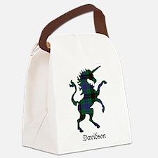 Unicorn - Davidson Canvas Lunch Bag