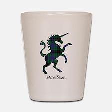Unicorn - Davidson Shot Glass
