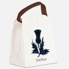 Thistle - Davidson Canvas Lunch Bag