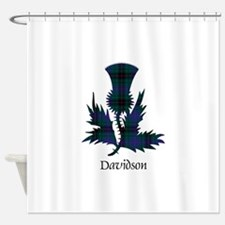 Thistle - Davidson Shower Curtain