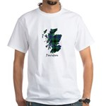 Map - Davidson White T-Shirt