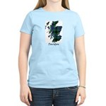 Map - Davidson Women's Light T-Shirt