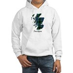 Map - Davidson Hooded Sweatshirt