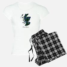 Map - Davidson Pajamas