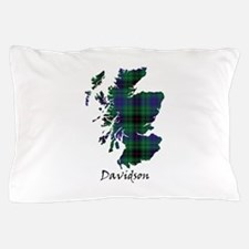 Map - Davidson Pillow Case