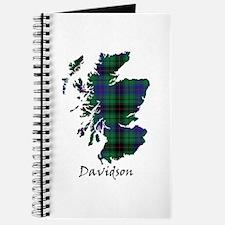 Map - Davidson Journal