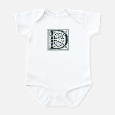 Monogram - Davidson Infant Bodysuit