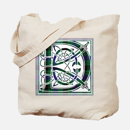 Monogram - Davidson Tote Bag