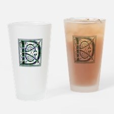 Monogram - Davidson Drinking Glass