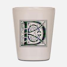 Monogram - Davidson Shot Glass