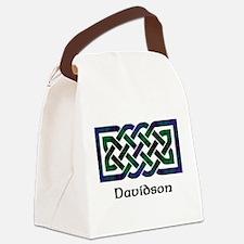 Knot - Davidson Canvas Lunch Bag