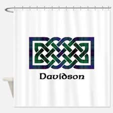 Knot - Davidson Shower Curtain