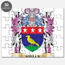 Stella Coat of Arms - Family Crest Puzzle