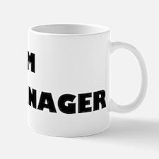 Im Mr. Manager Mugs