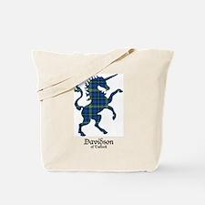 Unicorn-DavidsonTulloch Tote Bag