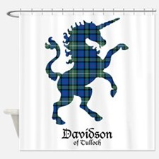 Unicorn-DavidsonTulloch Shower Curtain