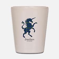 Unicorn-DavidsonTulloch Shot Glass