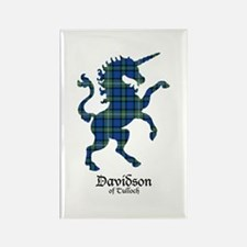 Unicorn-DavidsonTulloch Rectangle Magnet