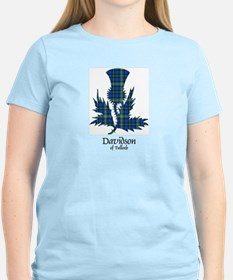 Thistle - Davidson of Tulloch T-Shirt
