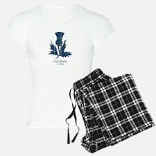 Thistle - Davidson of Tulloch Pajamas