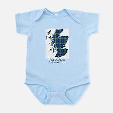 Map - Davidson of Tulloch Infant Bodysuit