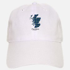 Map - Davidson of Tulloch Baseball Baseball Cap