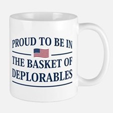 The Basket Of Deplorables Mugs