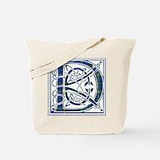 Monogram - Davidson of Tulloch Tote Bag
