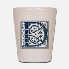 Monogram - Davidson of Tulloch Shot Glass