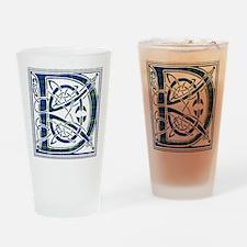 Monogram - Davidson of Tulloch Drinking Glass