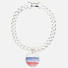 Slovakia Flag Bratislava Bracelet