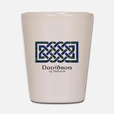 Knot - Davidson of Tulloch Shot Glass