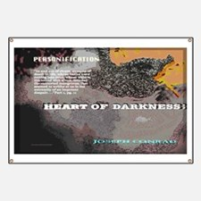 Heart of Darkness text Banner