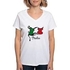 Funky Italian Flag Shirt